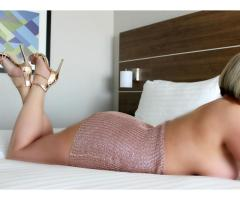 Sexy & Sensual Companion for Mature Gents in Charlotte