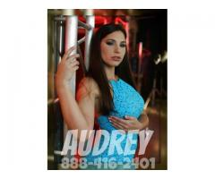 WANNA PLAY? Hot Phone Sex With Audrey 888.416.2401