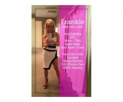 Frankie Can Give You One Hell Of A Ride