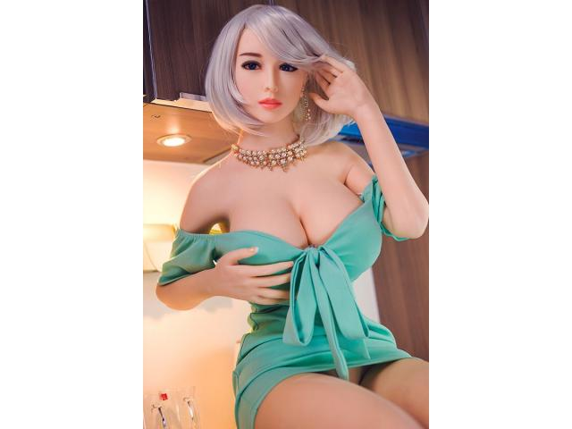 170CM Big Breasts Sex Doll Leila Tobias