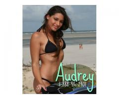 You Can Stay But Your Clothes Must Go - Phone Sex With Audrey 888.416.2401