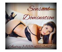 Lick me & I'll lick you back. Promise. 888.416.2401 - Phone Sex With Audrey