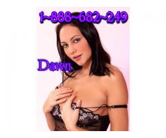 Horny Yet? Just Click for No LIMITS Dawn 4 Any Kinky Craving 1-888-682-5249