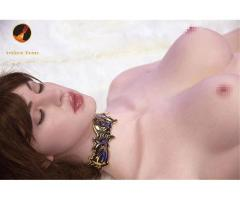 Caroline - RZR Realistic Makeup 160CM Beauty Breast Silicone Sex Doll from Urdolls Shop